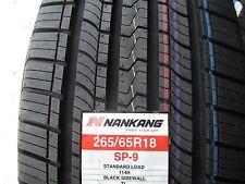 4 New 265/65R18 Inch Nankang SP-9 Tires 265 65 18 R18 2656518 Treadwear 560