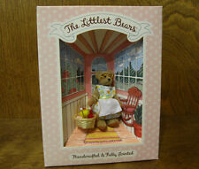 """Littlest Bears by Gund #7004 GRANDMOTHER, 2.75"""" NEW from Retail Store"""
