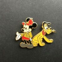 Mickey Through The Years Collection - 1939 Mickey & Pluto Only Disney Pin 56441