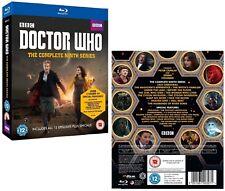 DR WHO 2014-2015 Series 9+2x Christmas Doctor Peter CAPALDI+Clara Season BLU-RAY