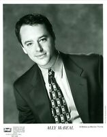 GIL BELLOWS PORTRAIT ALLY MCBEAL ORIGINAL 1998 FOX TV PHOTO