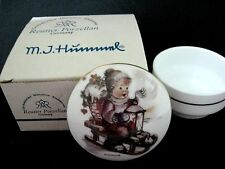 new Hummel round box Germany Winter fun w/ Box