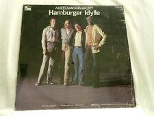 ALBERT MANGELSDORFF Hamburger Idylle Elvin Jones Eddie Gomez SEALED LP