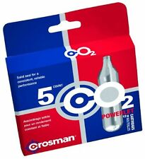 Crosman CO2 5 Count 12 Gram Cartridges -CR231B CO2-5