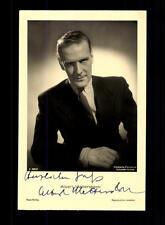 Albert Matterstock ROSS Autogrammkarte Original Signiert # BC 61842