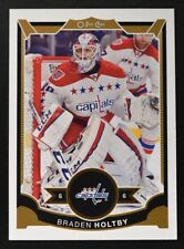 2015-16 O-Pee-Chee #35 Braden Holtby - NM-MT