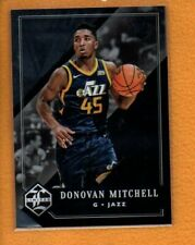 Donovan Mitchell 2017-18 Panini Chronicles Limited Rookie Rc #398 /249