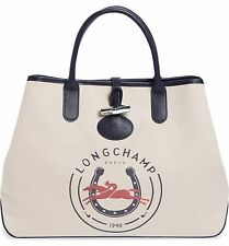 Longchamp Roseau 1948 Large Tote Bag Retails $395