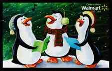 WALMART Limited Edition Holiday Gift Card 2014 New No Value BILINGUAL