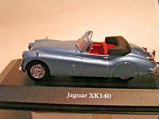IXO / ATLAS 1/43   -  JAGUAR XK 140 EN BOÏTE