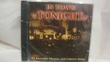 In Town Tonight 25 Nostalgic Theatre And Cabaret Songs 1996 Prism Leisure cd1603
