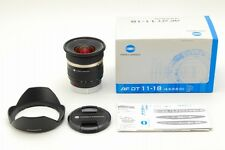【A- Mint in Box】 MINOLTA AF DT ZOOM 11-18mm f/4.5-5.6 D Lens for SONY JAPAN#2860