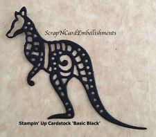 Stampin' Up! Black Scrapbooking Embellishments