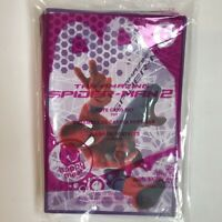 MCDONALDS HAPPY MEAL TOY The Amazing Spider-Man 2 NOTECARD SET #6 NIP