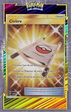 Civière Secret - SL3:Ombres Ardentes - 165/147 - Carte Pokemon Neuve Française
