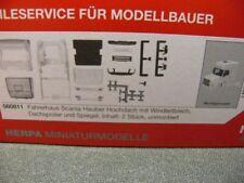 1/87 Herpa Zubehör Fahrerhaus Scania Hauber HD m.Windleitblech 080811