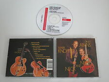 CHET ATKINS AND MARK KNOPFLER/NECK AND NECK(COLUMBIA COL 467435 2) CD ALBUM