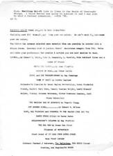 1988 document by FORREST J ACKERMAN on never published EXCITING SCI-FI magazine.
