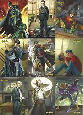 Batman the Legend Complete 152 Card MASTER SET - Base/Parallel/Insert