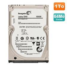 DISQUE DUR Disque dur Hybride SSH Sata 1To pour PS3 -PS4 avec 8Go SSD / 64Mo buf