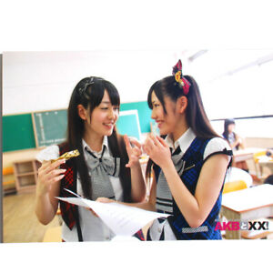 "AKB48 Mayu Watanabe Amina Sato "" AKB to XX "" photo"