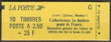 France Carnet Moderne N°2715-C6 Confectionneuse N°6 NEUF ** LUXE