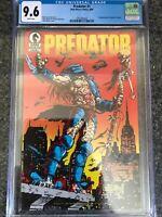 Predator #1 CGC 9.6 Dark Horse 1st Appearance Of Predators 1st Print🔥