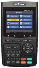 SATLINK WS-6975 DVB-T2 Satellite Meter Finder MPEG-2/MPEG4 Supports H.265 QPSK
