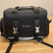 Canon Shoulder Camera Bag (Configurable For Cameras, Lenses, & Accessories)