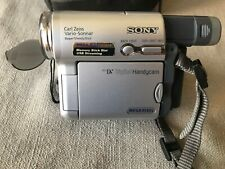 Sony Handycam DCR-TRV33 Mini DV Camcorder and Accessories. Great Condition