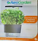 AeroGarden In-Home Garden System Harvest 360 Indoor Hydroponic 6 Seed Pods Black picture