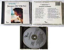JACQUES DUTRONC Greatest Hits .. Original 1984 Grey Vogue CD TOP No Barcode