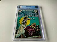 HOUSE OF SECRETS 116 CGC 9.6 WHITE PAGES COOL WRAITH COVER HORROR DC COMICS 1974