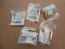 Monoprice Female to Male Adaptor 4127 Lot of 5 New