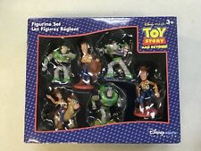 TOY STORY AND BEYOND! BUZZ LIGHTYEAR & WOODY FIGURINE SET