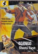 Django Shoots First DVD Uncut 1966 Dorado Films Alberto De Martino