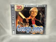 George Jones Tender Years 30 Songs 2 CD Set Import                        cd5824