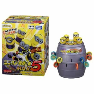 Takara Tomy Pop-Up Despicable Me Minions Pirate Game (Board Game)