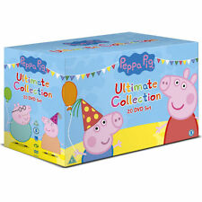PEPPA PIG ULTIMATE COLLECTION 20 DVD BOX SET NEW SEALED