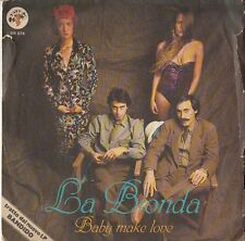 La Bionda – Baby Make Love