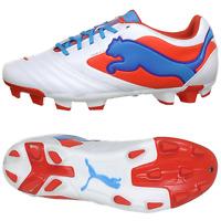 PUMA Powercat 3 Fg Hommes Chaussures de Football Rasenplatz Firm Terrain Neuf