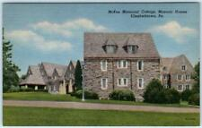 Elizabethtown, Pennsylvania Pa McKee Memorial Cottage Masonic Homes Postcard