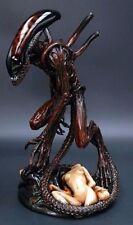 "1/6 Alien 4 AVP Model Monster Figure Unpainted Unassembled Good Resin Kit 11"""