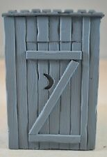 TSSD Painted Small Outhouse TS121