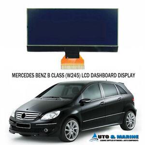 MERCEDES BENZ B CLASS W245 LCD VDO DISPLAY DASHBOARD SCREEN 7 VOLT NEW