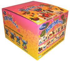 Rare! Re-ment Miniature Disney Stitch Tropical Dessert Full Set of 8 pcs