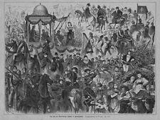 RUMÄNIEN*SIEBENBÜRGEN*HERMANNSTADT / SIBIU*FEST DER SIEBENBÜRGER SACHSEN*1885*