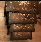 """antique furniture End Tables- Qty 4 It's Light Into The Other.  21"""" Hx14wx22""""L"""