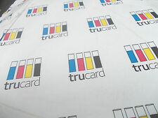 ENSOCOAT 1/SIDED WHITE COATED CARD 380 gsm 485 MIC 400 Sheets A4  £26.00 +VAT