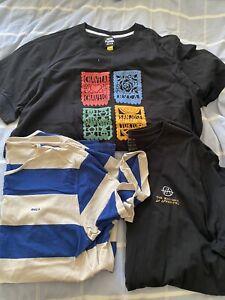 Men's RVCA T Shirt Bundle (3 x XL)